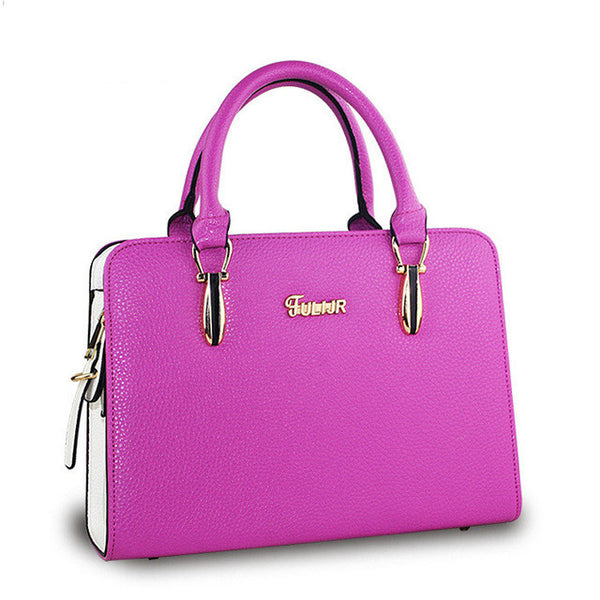 Women fashion handbags women bag leather handbag cute women bag shoulder bag - eileenshoppingdeals