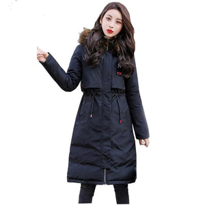 Winter Jacket Coat Winter Jacket Women Coat Down Parka Women - eileenshoppingdeals