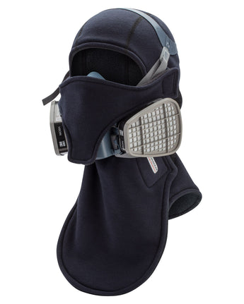 FR Hard Hat Liner (w/ Half-Face Respirator Cold Cover)