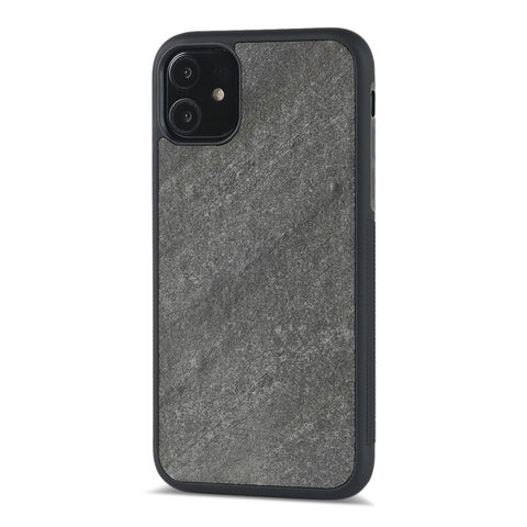 iPhone 11 Pro Max —  Stone Explorer Black Case