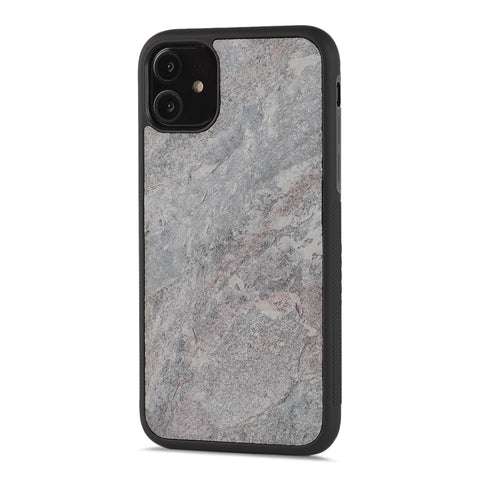 iPhone 11 —  Stone Explorer Black Case