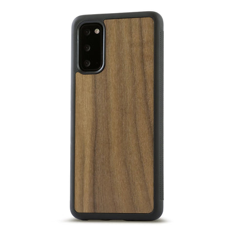 Samsung Galaxy S20 Ultra —  #WoodBack Explorer Case