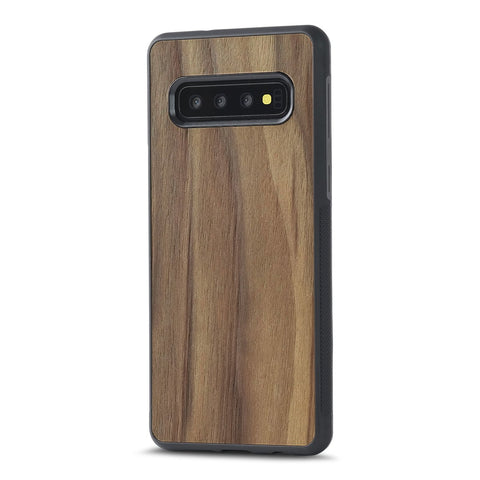 Samsung Galaxy S10e —  #WoodBack Explorer Case