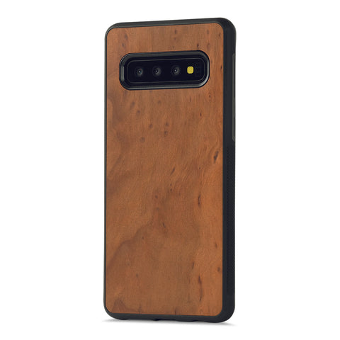 Samsung Galaxy S10 — #WoodBack Explorer Case