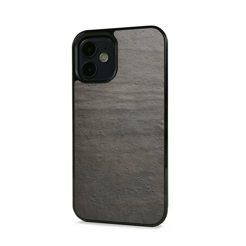 iPhone 12 Mini —  Stone Explorer Black Case