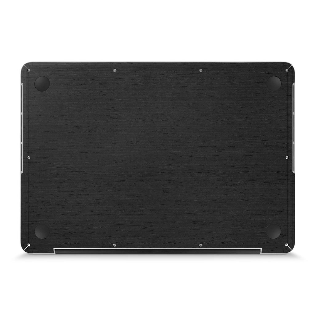 "MacBook 12"" —  #WoodBack Bottom Skin - Cover-Up"