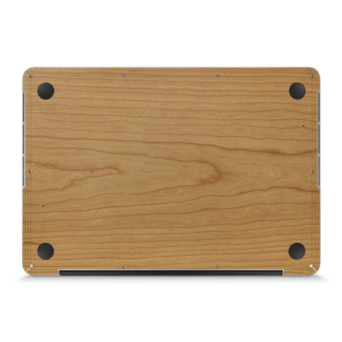 "MacBook Air 13"" —  #WoodBack Bottom Skin - Cover-Up"