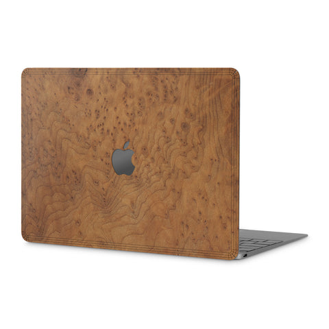 "MacBook 12"" — #WoodBack Skin"