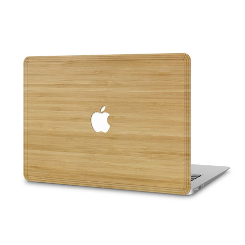 "MacBook Air 13"" — #WoodBack Skin - Cover-Up - 1"