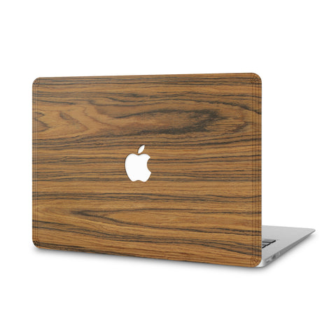 "MacBook Pro 15"" Retina — #WoodBack Skin"