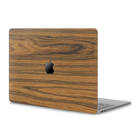 "MacBook Air 13"" (M1, 2020) — #WoodBack Skin"