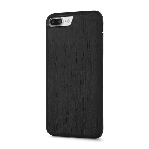 iPhone 8 Plus —  #WoodBack Explorer Case - Cover-Up - 1