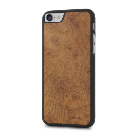 iPhone 7 — #WoodBack Snap Case