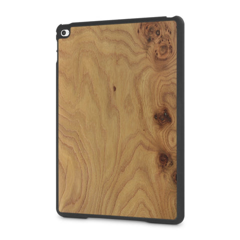 iPad Air 2 — #WoodBack Snap Case - Cover-Up - 1