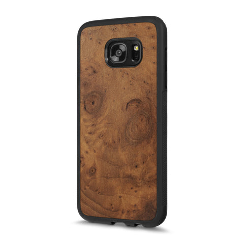Samsung Galaxy S7 Edge — #WoodBack Explorer Case