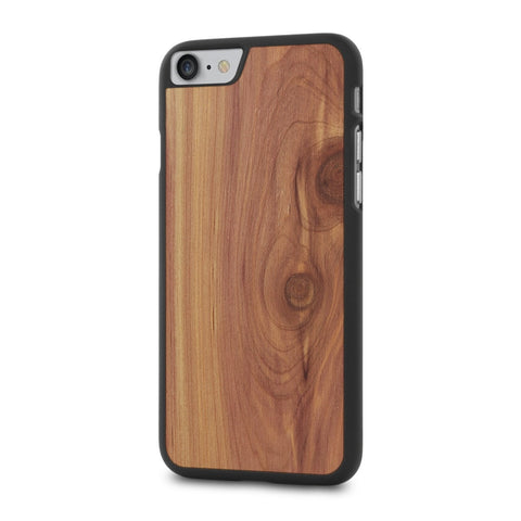 iPhone 7 —  #WoodBack Snap Case - Cover-Up - 1