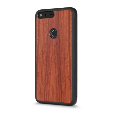 Google Pixel XL —  #WoodBack Explorer Case - Cover-Up - 1