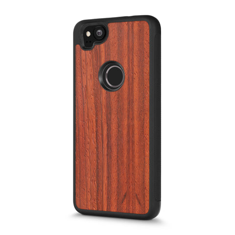 Google Pixel 2 —  #WoodBack Explorer Case