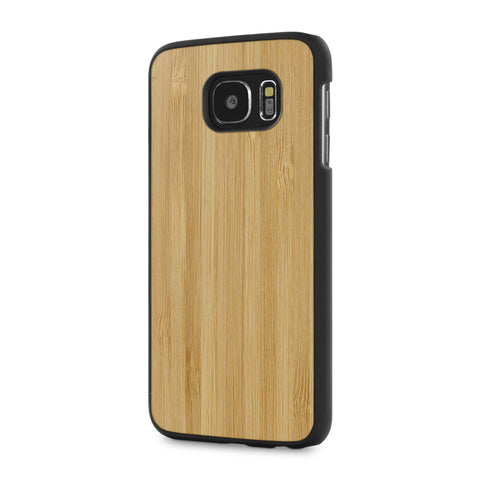 Samsung Galaxy S7 — #WoodBack Snap Case