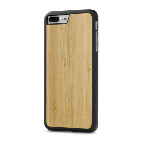 iPhone 7 Plus —  #WoodBack Snap Case - Cover-Up - 1