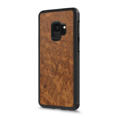 Samsung Galaxy S9 — #WoodBack Explorer Case