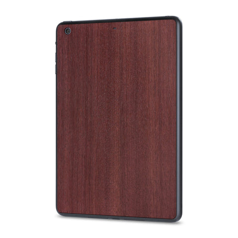 iPad mini 4 — #WoodBack Skin - Cover-Up - 1