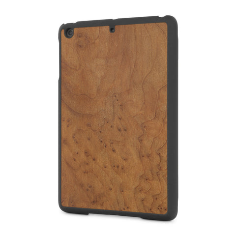iPad mini 2 / 3 — #WoodBack Snap Case