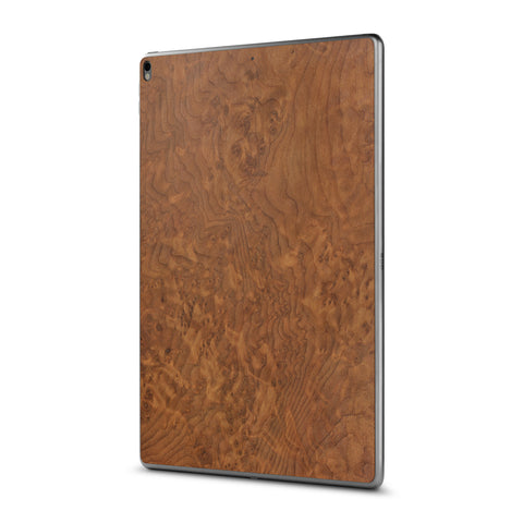 iPad Pro 12.9-inch (2nd Gen) — #WoodBack Skin