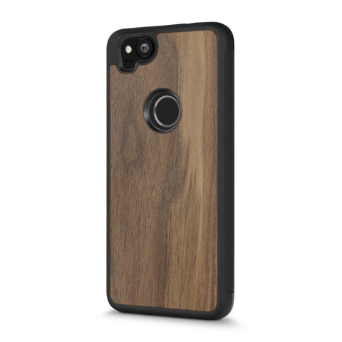 Google Pixel 3 XL —  #WoodBack Explorer Case