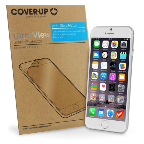 iPhone 6 — Screen Protector - Cover-Up