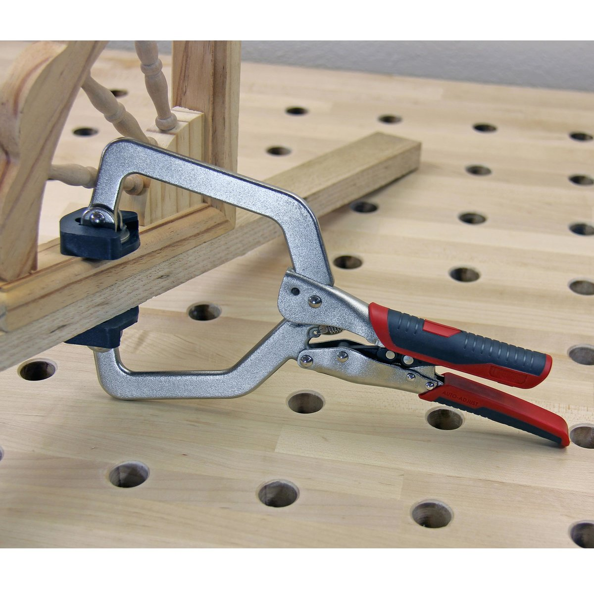 "11"" C Clamp With Swivel Pads-- A10200G"