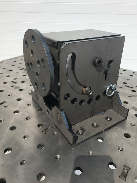 DIY Welding Positioner Kit - A Welding Turn Table For The Everyman