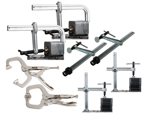 VCK1 Variety Clamp Kit - Heavy-Duty