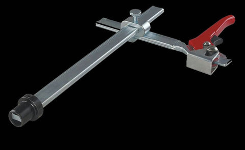 Clamps - Bessey 16mm Welding Table Clamp - Quick Ratchet / VariableThroat