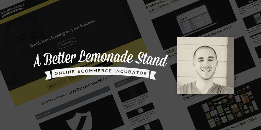 A Better Lemonade Stand - Richard Lazazzera