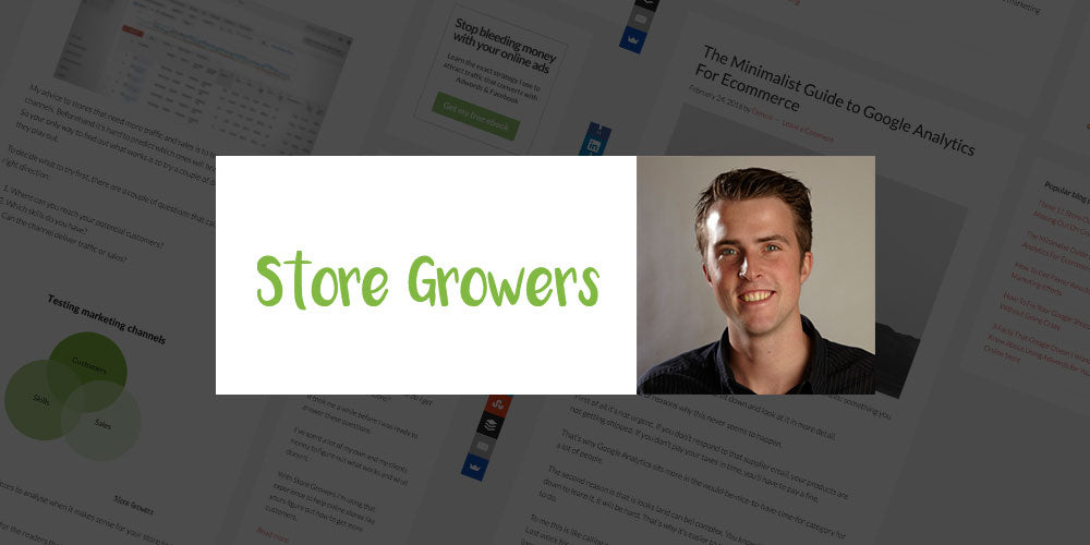 Store Growers blog - Dennis