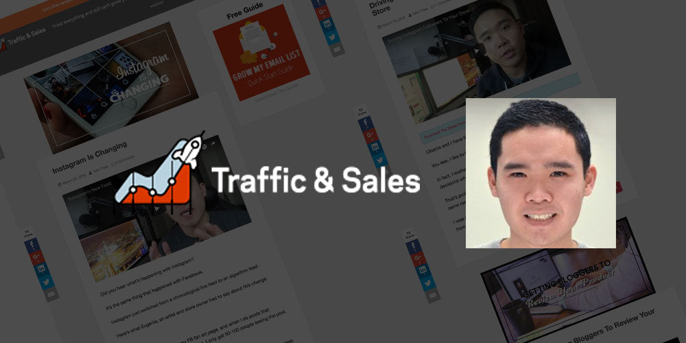 Traffic and Sales - Felix Thea