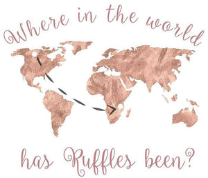 Around the World with Ruffles & Bowties - Hello NAMPULA!