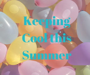 Keeping Kids Cool This Summer
