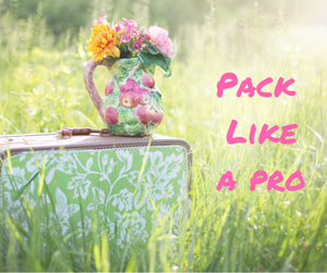 Pack Like A Pro for Summer Vacation