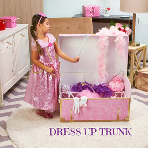 Make a Dress-Up Trunk for Your Kids