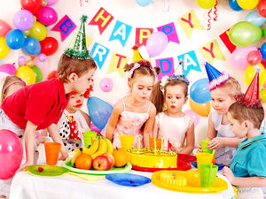 Tips for Planning the Perfect Kids Birthday Party