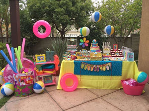 Unique & Fun Summer Birthday Themes