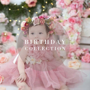 Baby Girl First Birthday Outfits