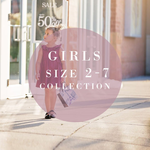 Girls 2 - 7 - Little Ladies Collection