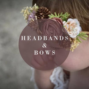Headbands & Bows
