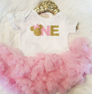 Minnie Tutu Dress