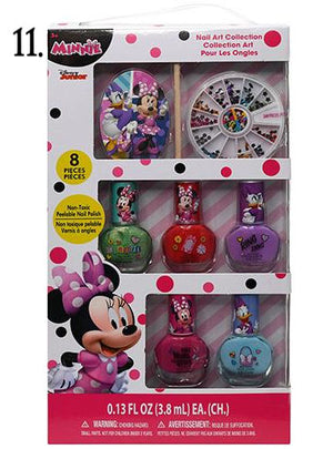 Minnie Girls Nail Kit