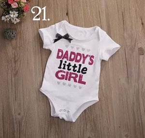 Daddy's Girl Saying Shirt