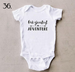 Adventures Saying Shirt